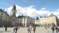 La ville de Rennes se met à la marche à pied