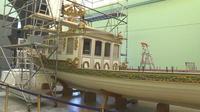 Le Canot de Napoléon 1er repart en Bretagne