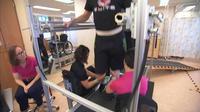 Paraplégique, il marche grâce à une électrode