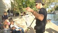 A Levallois, un festival pour les fans de pêche