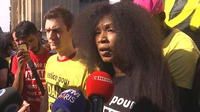 """Mort d'Adama Traoré: nouvelle manifestation à Paris pour dénoncer """"un mensonge d'Etat"""""""