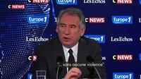 """François Bayrou dans Le Grand Rendez-Vous : """"Il ne peut pas rentrer en Algérie tant son état de santé est dégradé"""""""