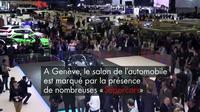 """Salon de l'automobile : À Genève, les """"Supercars"""" sont mises en avant"""