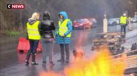 """La colère des """"gilets jaunes"""" belges"""