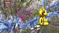 A Marmande, les gilets jaunes passeront Noël sur un rond-point
