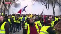 Une mobilisation restreinte pour l'acte VII des gilets jaunes