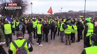 Gilets jaunes : Une manifestation mieux organisée