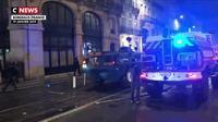 Gilets jaunes : de vives tensions au cours de la manifestation de ce samedi à Bordeaux