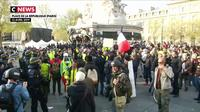 «Gilets jaunes» : 22ème samedi de mobilisation dans la capitale