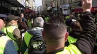 Gilets jaunes : faible mobilisation à Paris