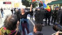 Manifestante blessée à Nice : un policier responsable