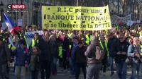 Gilets jaunes : des rassemblements prévus samedi et dimanche