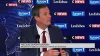 """Nicolas Dupont-Aignan : """"Il y a une force très puissante dans le pays, pour changer le pays"""""""