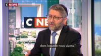 Haïm Korsia, Grand rabbin de France :  «Les antisémites et tous les racistes sont des terroristes»