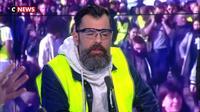 Jérôme Rodrigues : « On n'est pas des terroristes, on est des gens du peuple »