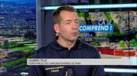 Incendie à Paris : une intervention compliquée pour les pompiers