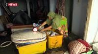 Indonésie : la crise sanitaire menace après le tsunami