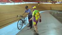 A 107 ans, Robert Marchand remonte sur un vélo