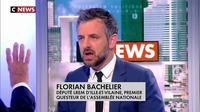 Florian Bachelier : « Le premier devoir de l'Etat c'est l'ordre public »