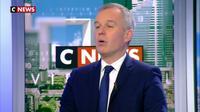 François de Rugy : « Il y a un problème sur le rôle du Sénat »