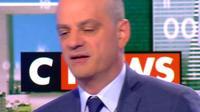 Jean-Michel Blanquer : « Christophe Castaner est un homme solide »