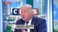 Gérard Larcher : « La politique de la chaise vide c'est le contraire de ma nature. »