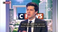 Julien Denormandie répond à l'appel à l'insurrection lancé par le Gilet Jaune Christophe Chalençon