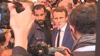 La justice enquête sur le selfie de Benalla à Poitiers