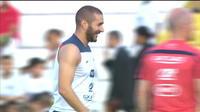 Sextape : audience cruciale pour Karim Benzema