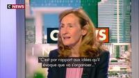 Nicole Belloubet : « En écrivant cette tribune pour l'Europe, le président Macron se positionne. »