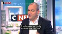 Laurent Berger : « Il y a une demande de participation des citoyens »