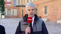 Laurent Wauquiez : «Il y a une christianophobie dans notre pays»