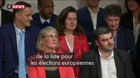 Le directeur de campagne LREM pour les élections européennes a eu du mal à donner toute la liste du parti