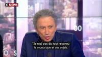 Michel Drucker défend Emmanuel Macron