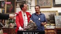 Insolite : une vente aux enchères de météorites dans le Loir-et-Cher