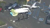 Californie : Crash d?un avion de tourisme