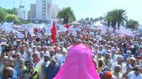 Des lois sur la libérté et l'égalité contestées en Tunisie