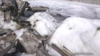 Suisse : 72 ans après, l'épave d'un avion resurgit d'un glacier