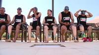 Des Irakiens nagent pour lutter contre le handicap