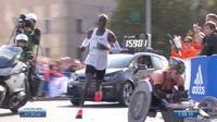 Marathon de Berlin : nouveau record du monde établi par le Kényan Eliud Kipchoge