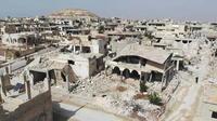 Syrie : le difficile retour des habitants dans des zones dévastées par la guerre