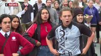 Nouvelle-Zélande : un haka en hommage aux victimes de Christchurch