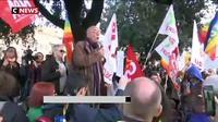 Nice : un rassemblement organisé en soutien à Geneviève Legay