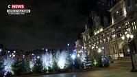 Le marché de Noël de l'Hôtel de Ville de Paris ouvre enfin