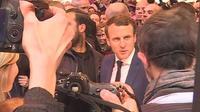Affaire Benalla : Emmanuel Macron réagit