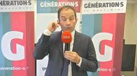 Benoit Hamon : « Tout cela marcherait dans un pays qui crée de l'emploi »