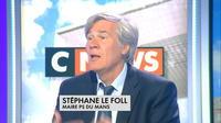 Stéphane Le Foll : Le départ de Collomb est « une faute et un manquement »