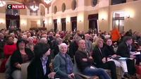Paris : réunion du grand débat national à la mairie du 15e arrondissement