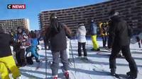 Vacances : les pistes de ski sont prises d'assaut