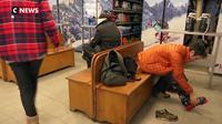 La saison de ski commence enfin à Gourette
